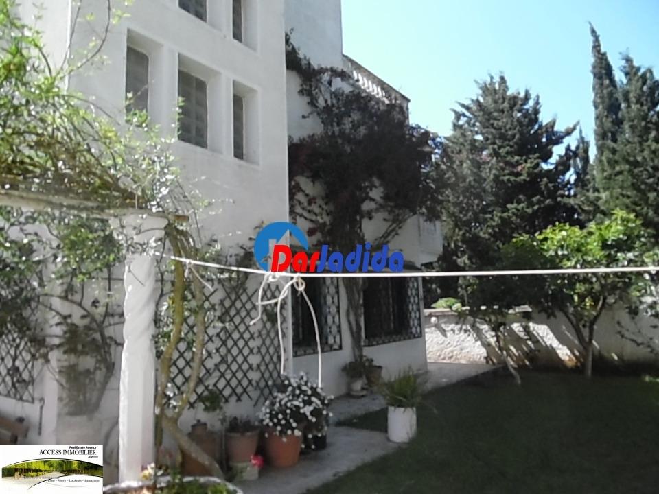 Vente Villa Bouzareah