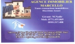 Agence immobiliere MARCELLO