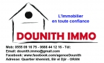 Agence immobiliere DOUNITH