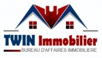 Bureau d'affaires immobiliere twin