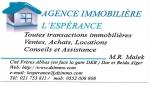 Agence immobiliere Agence immobilière l'esperance