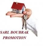 Promotion immobiliere SARL BOUBRAK PROMOTION