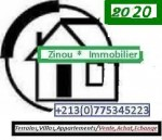 Agence immobiliere ZINOU IMMOBILIER