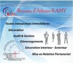 Bureau d'affaires immobiliere Bureau d'affaires kamy