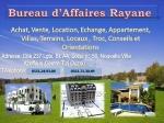 Bureau d'affaires immobiliere Rayane Azeffoun