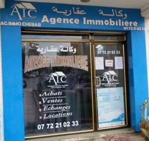 Agence immobiliere AIC