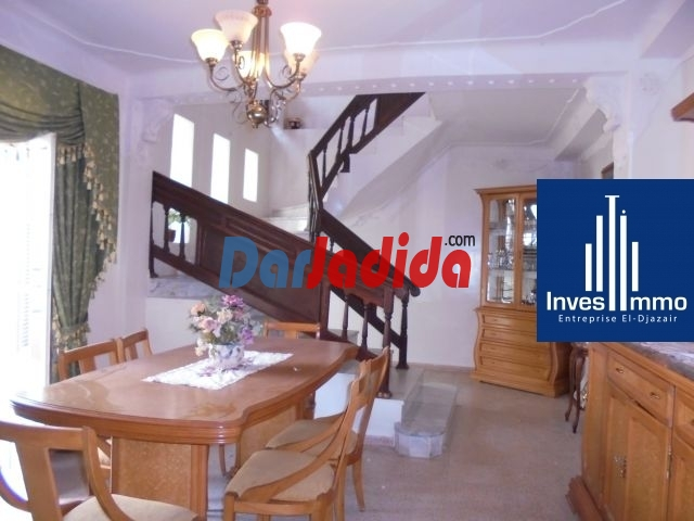Location Appartement F6 Bejaia