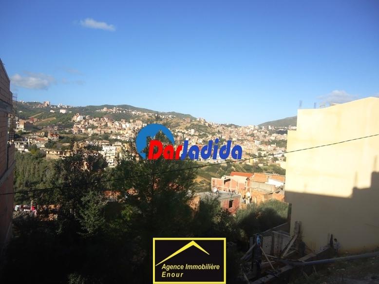 Vente Villa F6 Hauteurs de Tazeboujt Béjaïa Bejaia