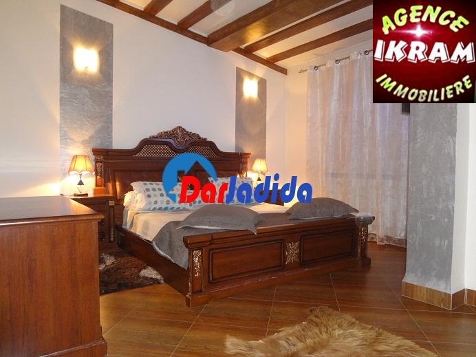 Location vacances Appartement F3 Oued Rouman  Pr�s De L'autoroute De El Achour Alger