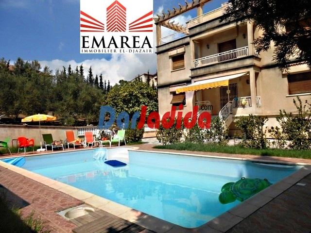 Location Villa F10 Bejaia