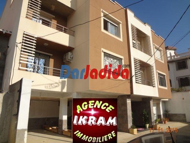 Vente Appartement F4 Oued Rouman El Achour Alger