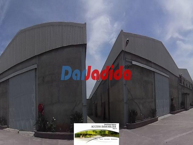 Location Hangar  Alger