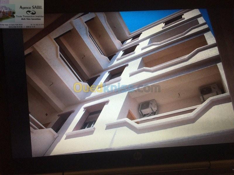 Location Immeuble F10 Oran