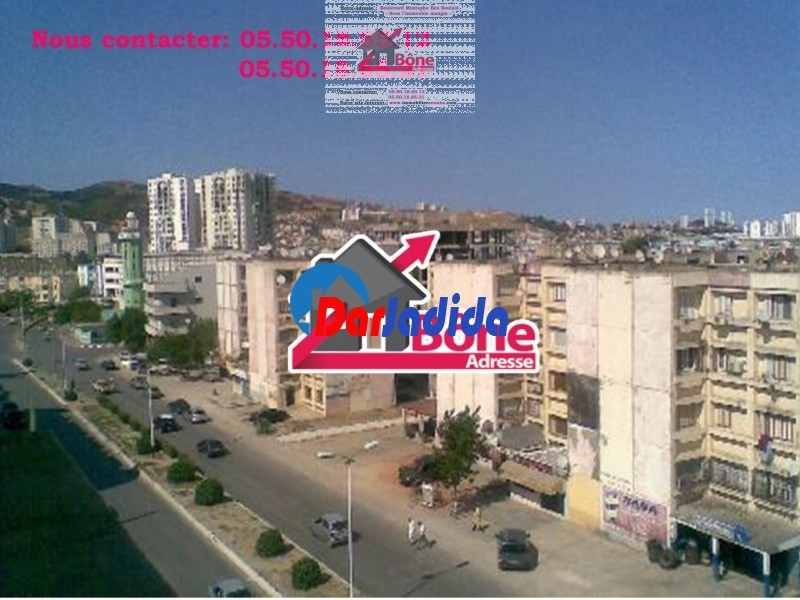 Location Appartement F3 Annaba