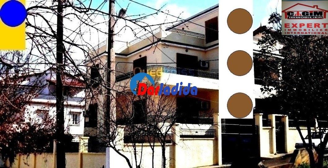 Vente Villa  CENTRE VILLE PROXIMITE DES BANQUES Ouled Fayet Alger