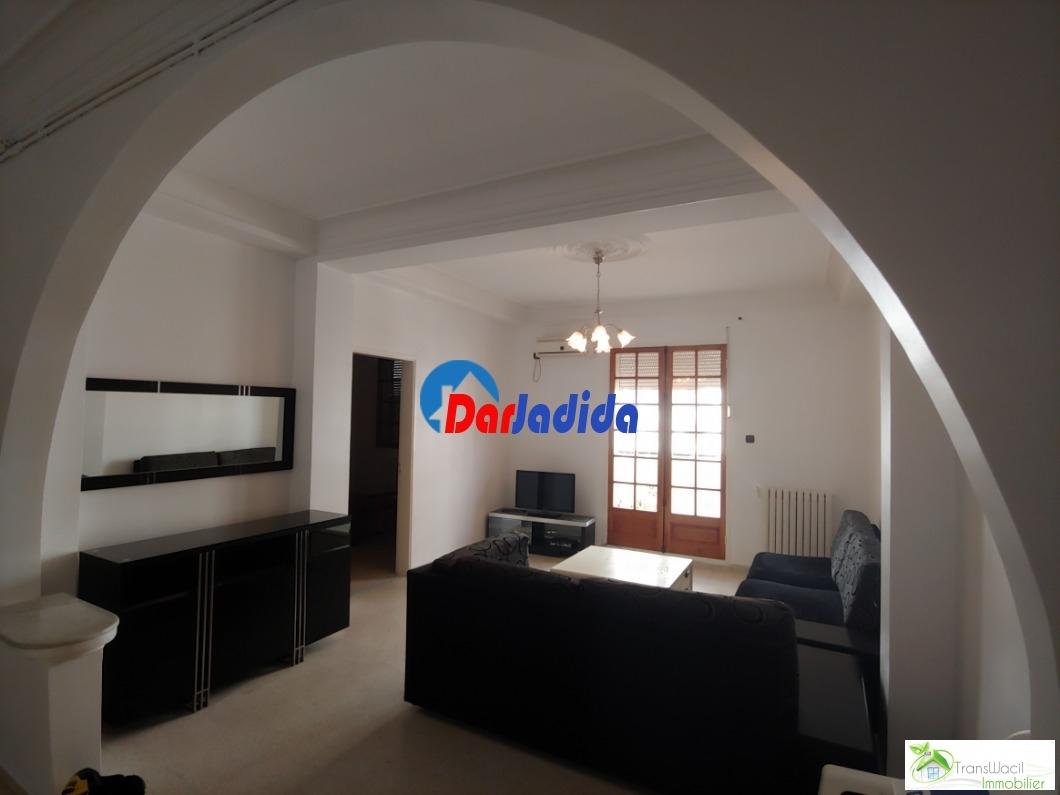 Location Appartement F4 Résidence jnan benghana. Oued kouba Annaba Annaba