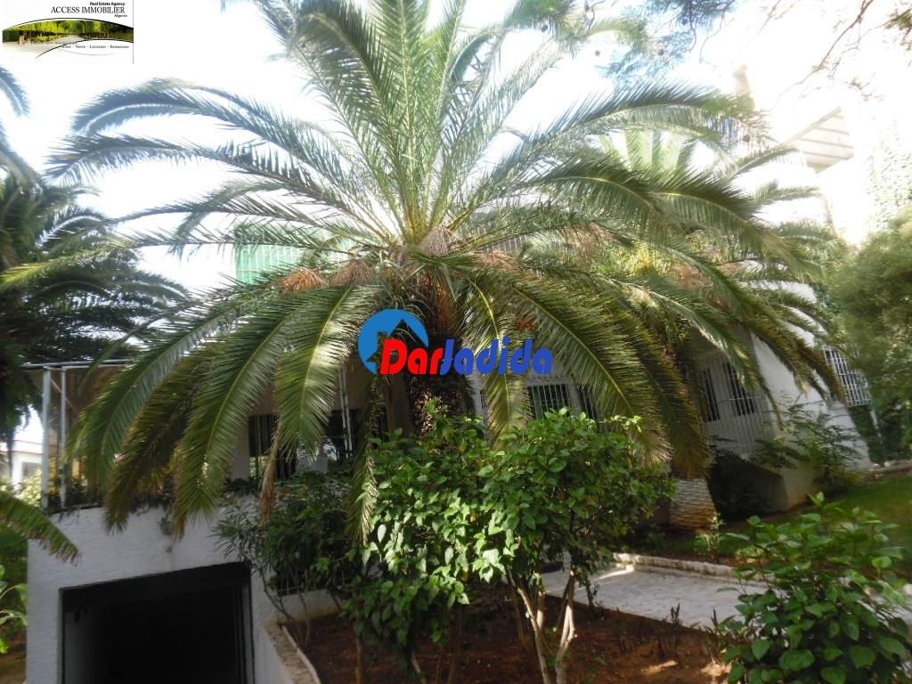 Vente Villa F6 El mouradia El Mouradia Alger
