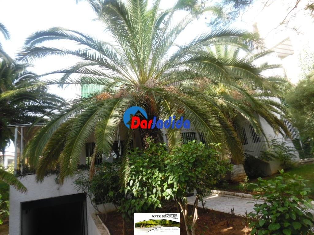 Location Villa F6 Golf El Mouradia Alger