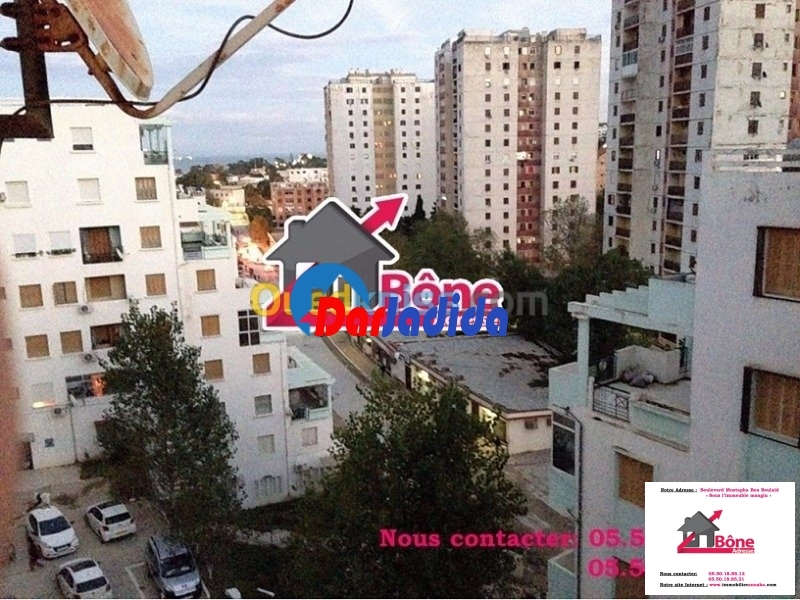 Location Appartement F2 Oued kouba - promotion Zaim. Annaba Annaba