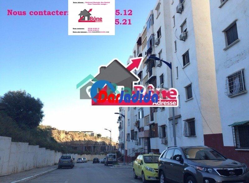 Vente Appartement F3 Colline rose lsp Annaba Annaba
