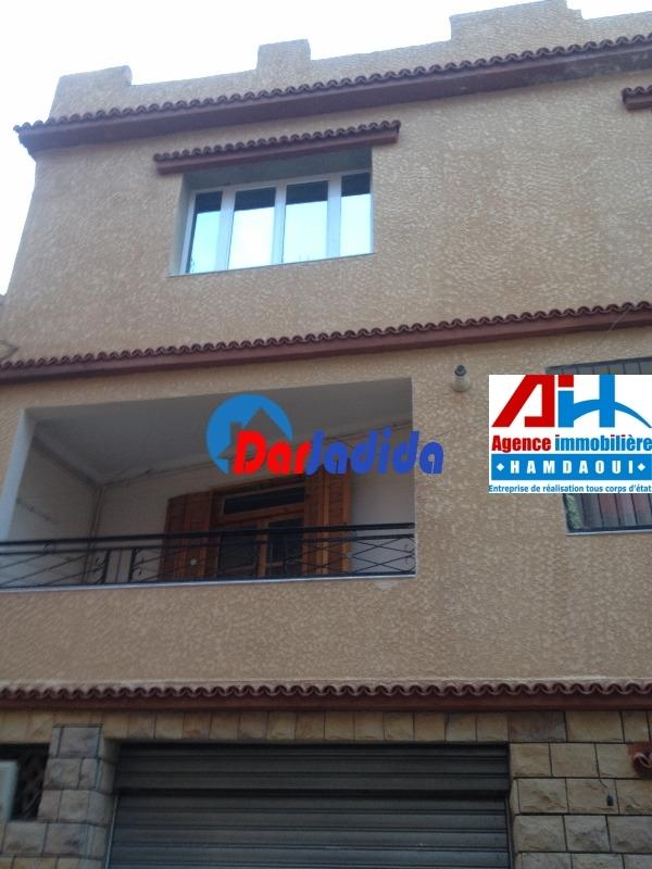 Vente Villa  Ihddaden ouedda Béjaïa Bejaia