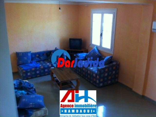 Vente Appartement F5 EPBTP SOMACOB Béjaïa Bejaia