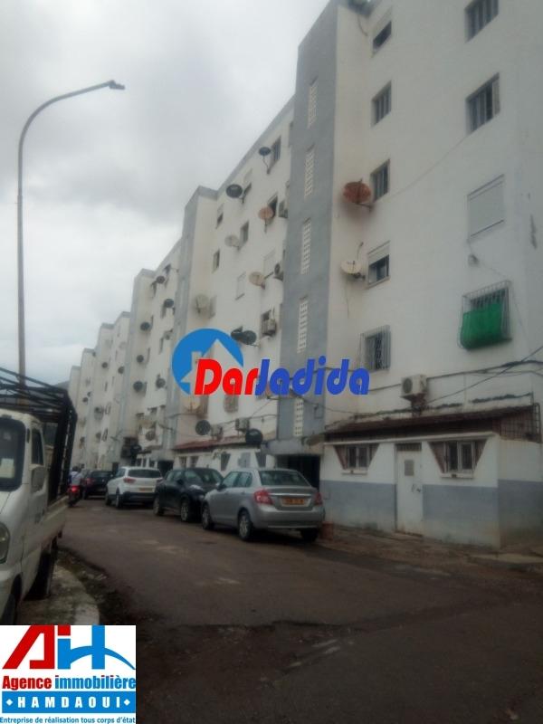 Vente Appartement F4 Sidi Ahmed le marché Béjaïa Bejaia