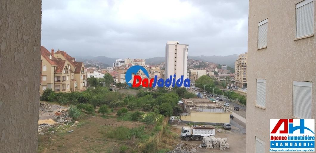 Location Appartement F3 A coté l'hôtel Royal Béjaïa Bejaia