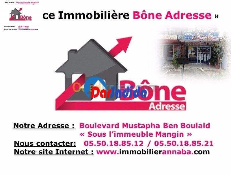 Location Niveau de villa F3 Saint Cloud Les crêtes Annaba Annaba