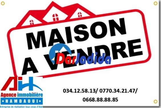 Vente Villa F5 Cité Adrar Béjaïa Bejaia
