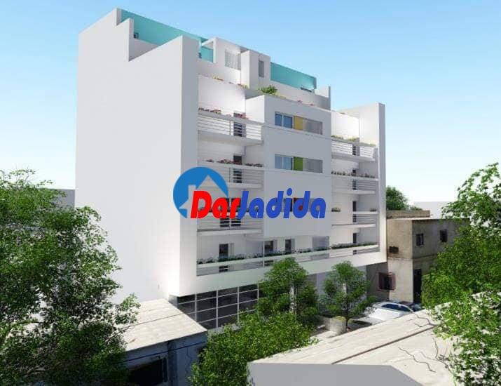 Vente Appartement F2 Centre ville Bou Ismaïl Tipaza