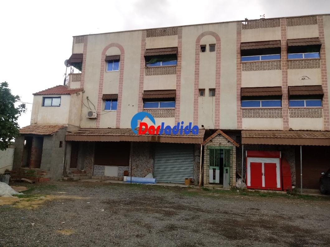 Location Immeuble  Bechloul centre Bechloul Bouira