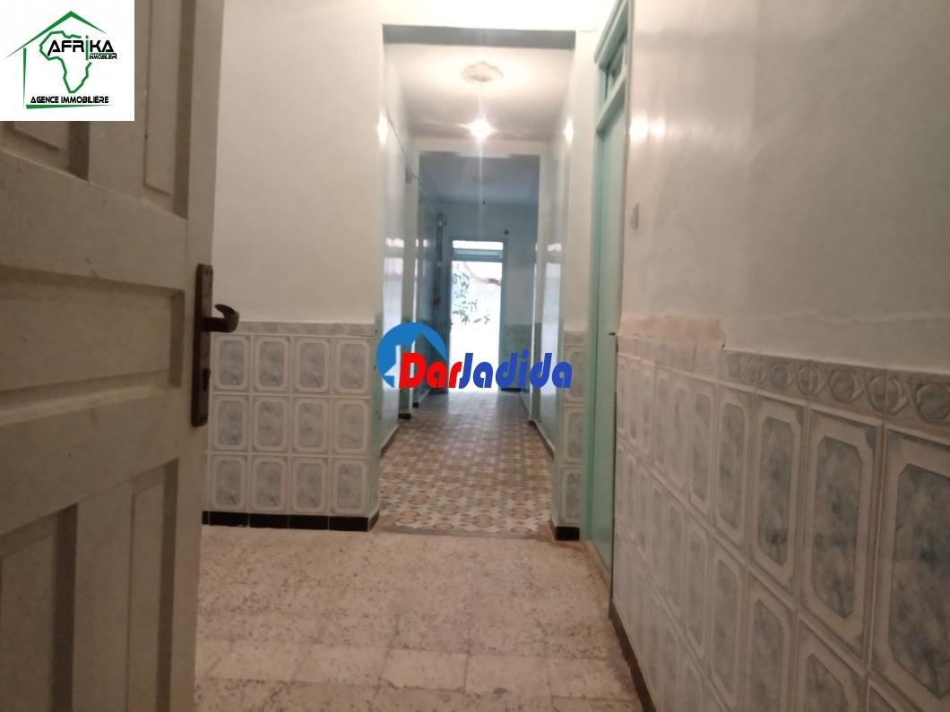 Location Niveau de villa F3 Bejaia
