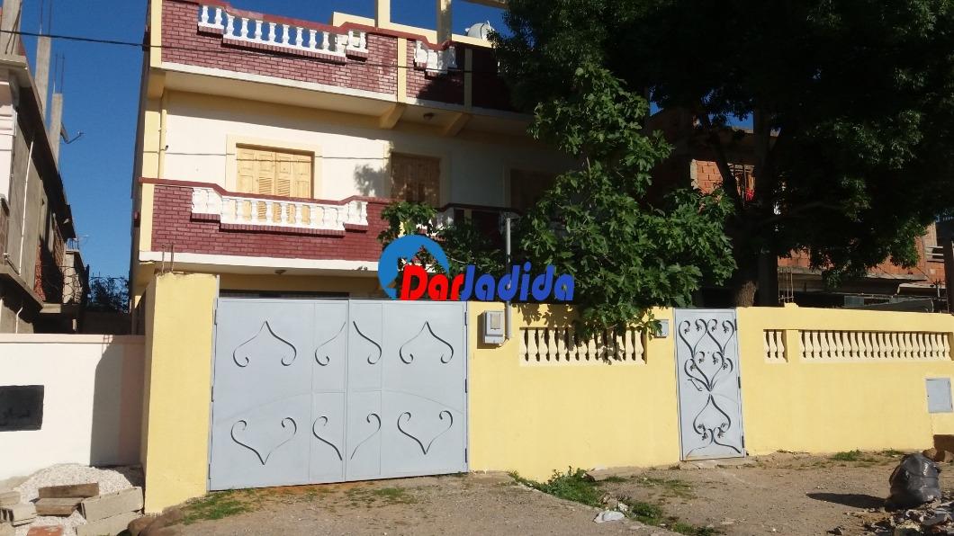 Vente Villa F7 El-tarf