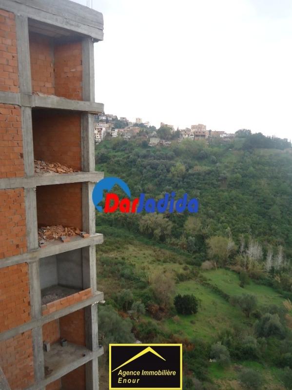 Vente Appartement F3 Ighil El Bardj Béjaïa Bejaia