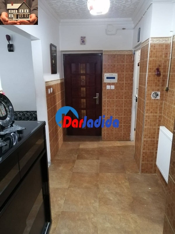Vente Appartement F3 Les Palmiers (COOP.SOMMAM) Annaba Annaba