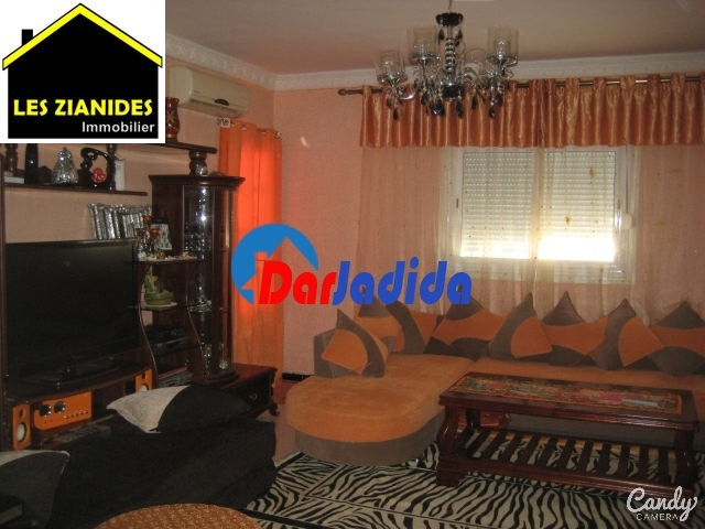 Vente Appartement F3 RÉSIDENCE GARDÉE, LES HONGROIS SIDI ACHOUR ANNABA Annaba Annaba