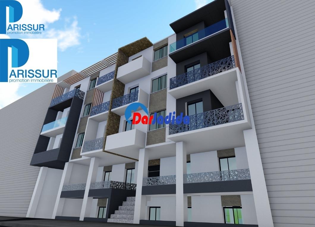 Vente Appartement F3 Annar Amellal Quartier B entrée sous la salle des fetes Iboudraren Tizi Ouzou Tizi-Ouzou