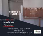 Location Appartement F1/Studio Bejaia