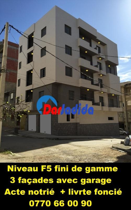 Vente Niveau de villa F5 Jijel
