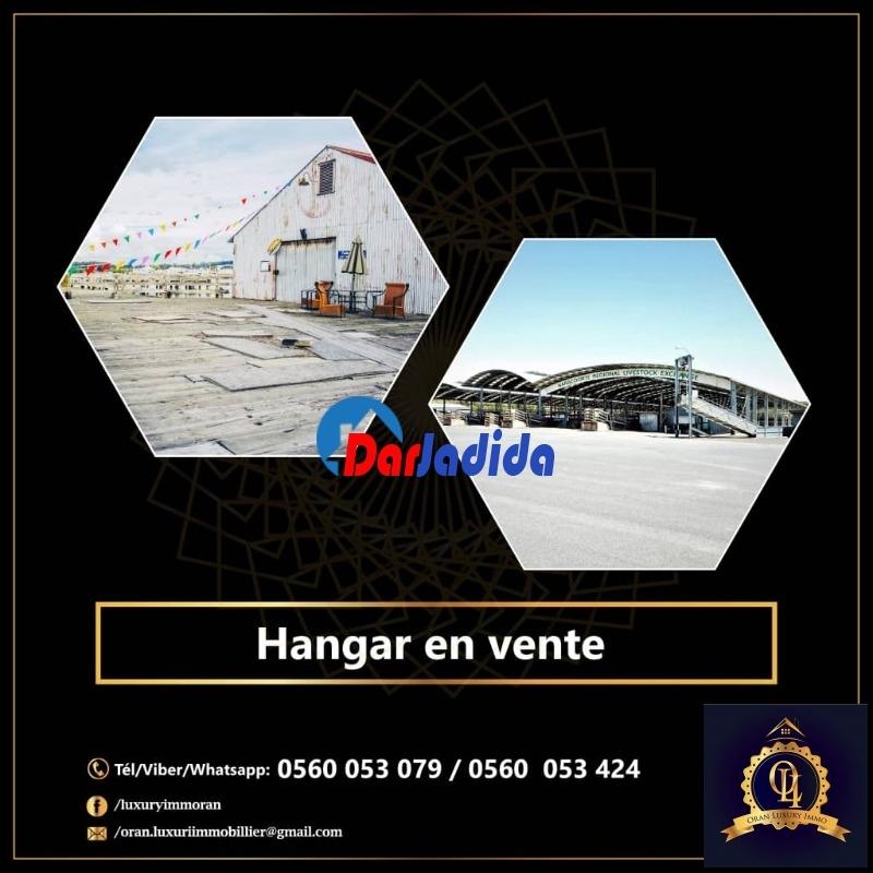 Vente Hangar  Oran