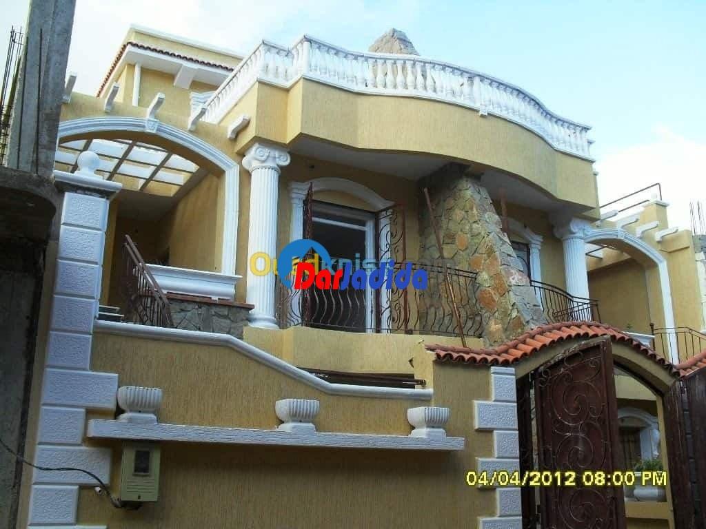 Location vacances Niveau de villa F3 Chlef