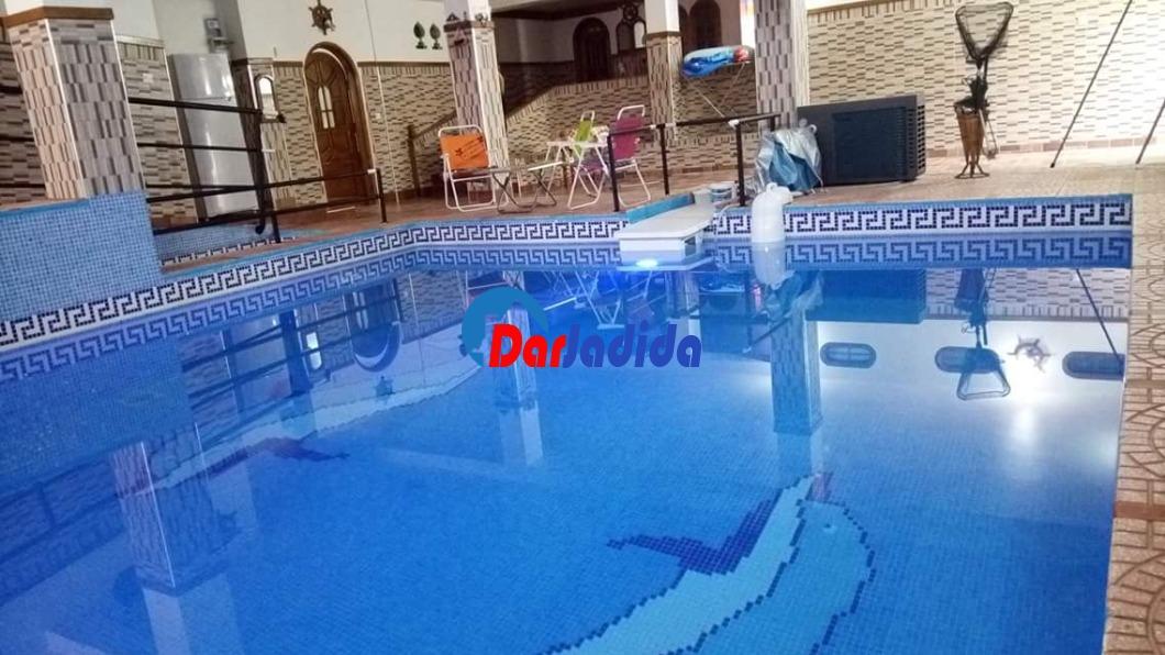 Location Villa F4 Tlemcen