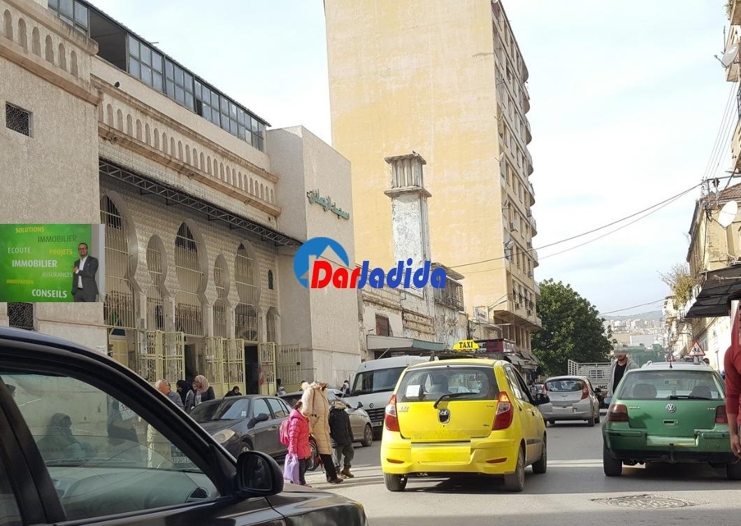 Location Appartement F2 Centre Ville près du marché Annaba Annaba