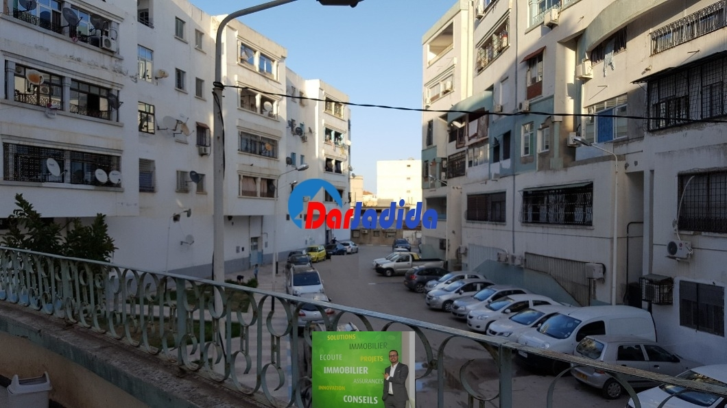 Location Appartement F3 Didouche Mourad