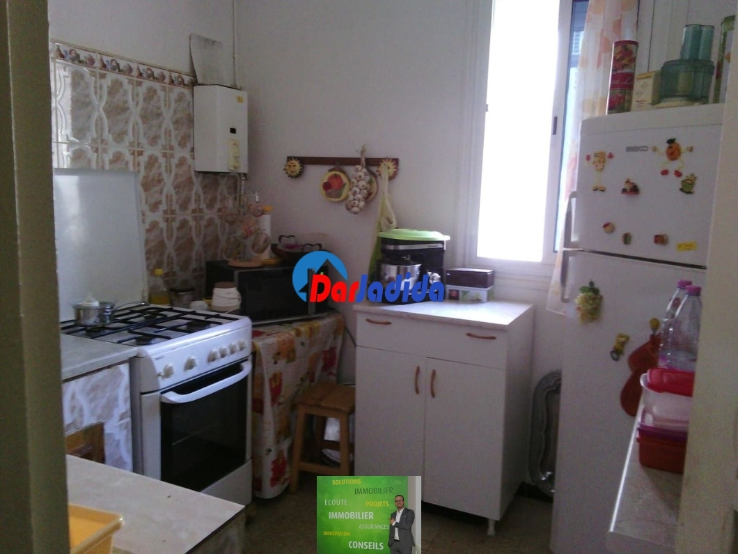 Vente Appartement F2 Oued dheb II près de la CASNOS Annaba Annaba