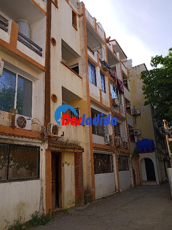 Vente Appartement F2 Capris Tour Tichy Tichy Bejaia