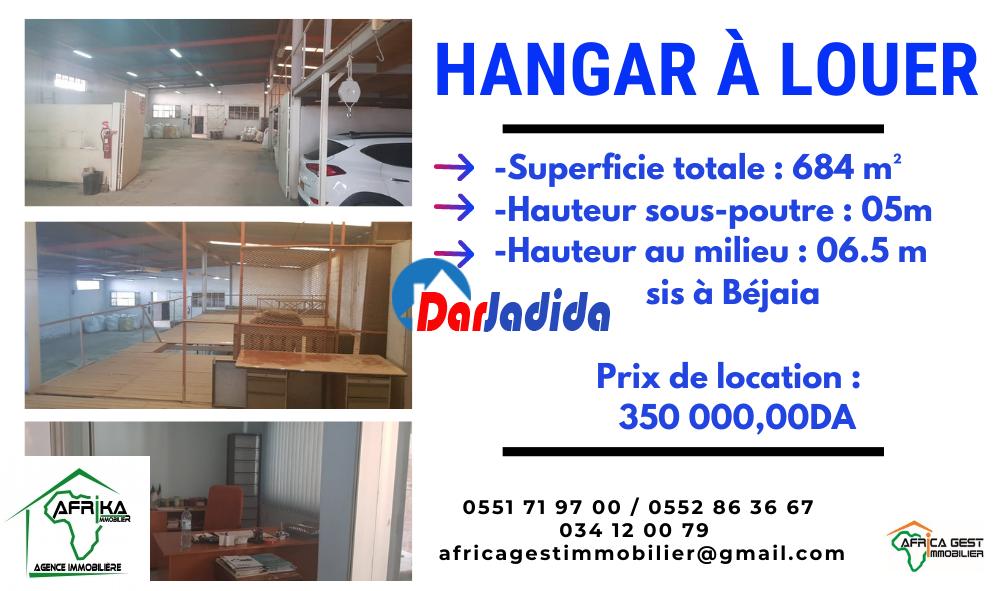 Location Hangar  Béjaia Béjaïa Bejaia