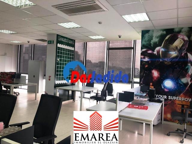 Location Bureaux  Alger
