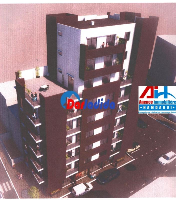 Vente Appartement F4 La zone d'activité Béjaïa Bejaia